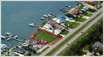 Vacant Tequesta Waterfront
